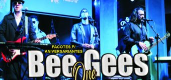 28/10/2018 – Bee Gees One – Os embalos continuam