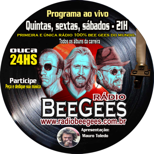 Rádio Bee Gees By Mauro Toledo